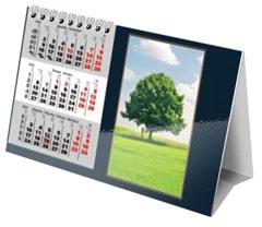 Настольный календарь - горизонтальный